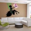 Декорируем интерьер виниловыми наклейками для стен (галерея)