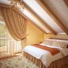 Утепление мансардного этажа деревянного дома