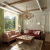 Интерьер в стиле прованс – всепроникающее очарование Франции