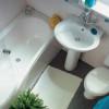Интерьер маленькой ванной комнаты. 10 практических советов