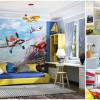 Интерьер детской комнаты для мальчика. Несколько интересных решений