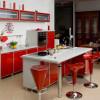 Красная кухня. Идеи оформления