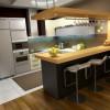 Барная стойка для кухни. Идеи для интерьера