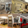 Интерьер квартиры-студии. Модные тенденции дизайна
