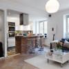 Индустриальные просторы, или кухня в стиле лофт