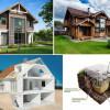 Как построить дом: выбираем участок, проект, материалы