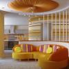 Декоративные перегородки в комнате