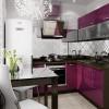 В каком стиле разработать дизайн кухни 6 кв. м.
