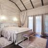 Спальня в деревянном стиле или почему в деревне спится лучше