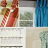 20 cамых красивых идей для декора окон. Как оригинально повесить шторы на карниз