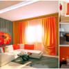 Оранжевый цвет в интерьере: мандариновое настроение каждый день