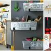Как красиво и удобно организовать интерьер гаража