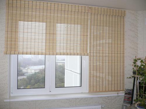 бамбуковые шторы