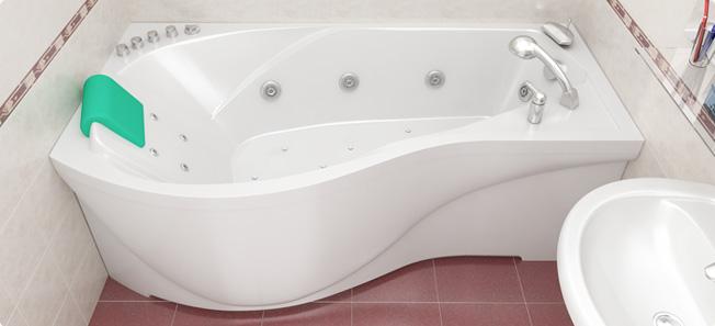 Обзор производителей акриловых ванн