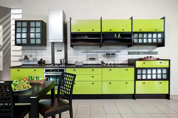 Какого цвета должна быть кухня чтобы