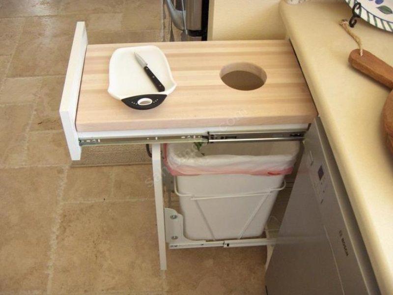 Несколько секретов планировки маленькой кухни