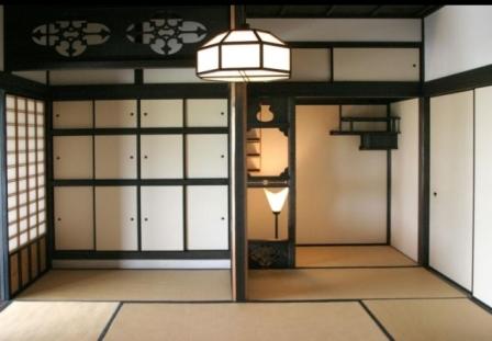 япония интерьер
