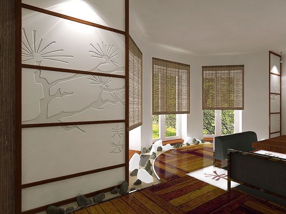 for Japanese style windows