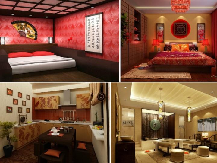 Фото интерьеров в китайском стиле