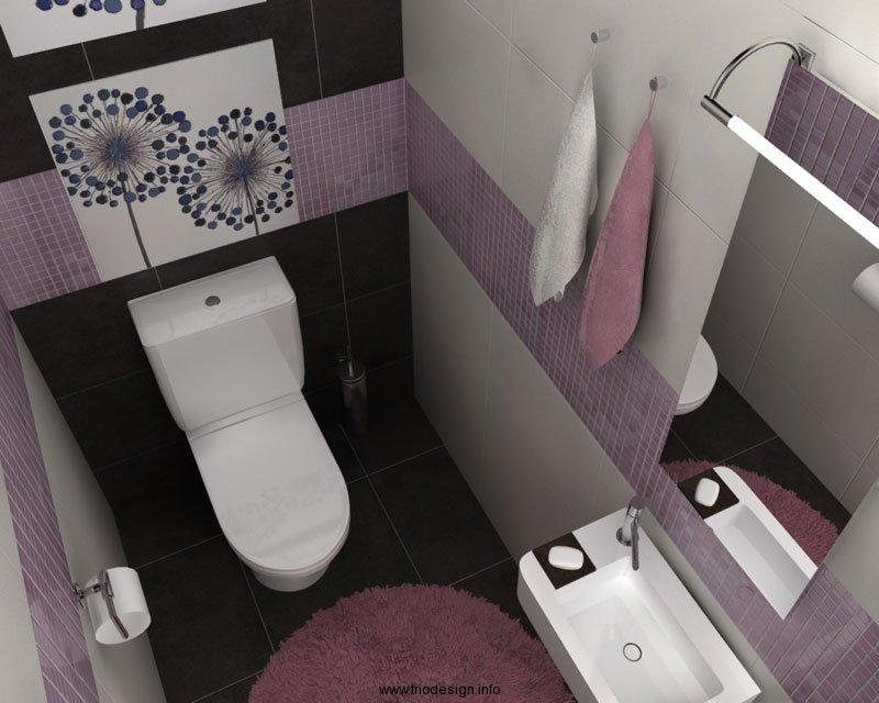 Фото дизайн маленького туалета в квартире фото