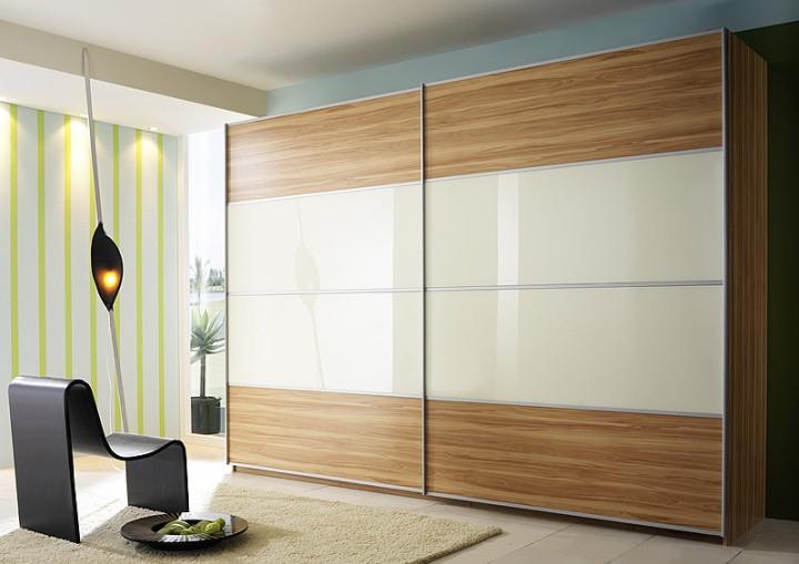 Современный шкаф-купе в стиле минимализм