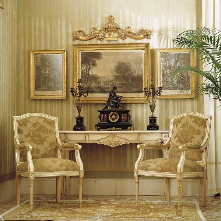Дизайн в стиле классицизм