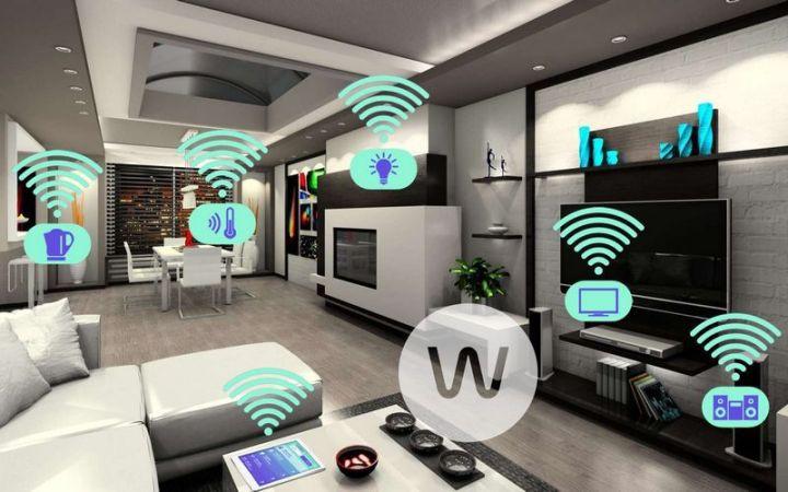 Устройство умного дома