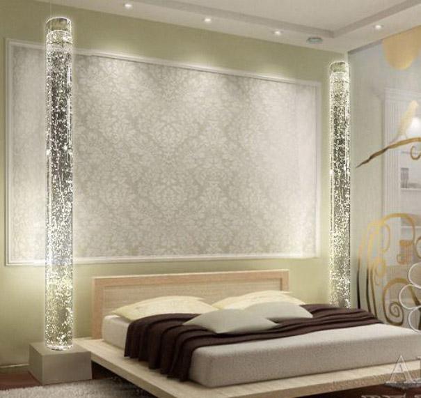 пузырьковая панель в интерьере квартиры фото