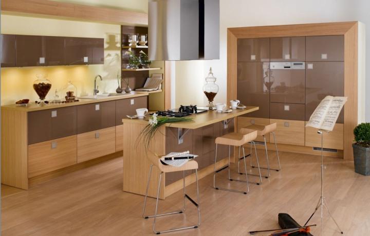 Барная стойка - кухонный остров