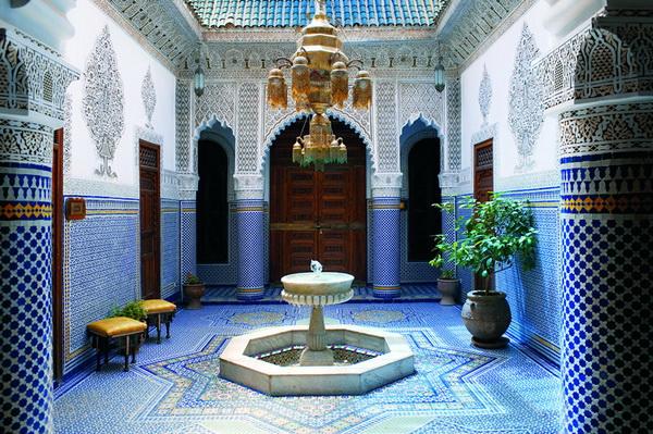 Изящный и красивый мавританский стиль