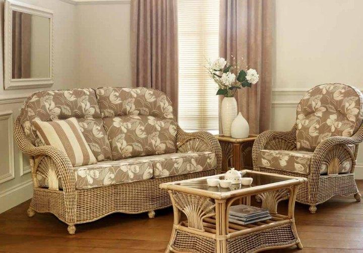 Мебель из ротанга