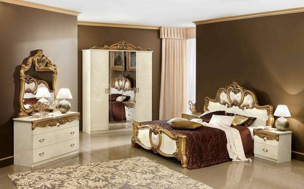 muebles barrocos