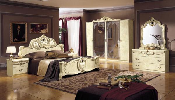 mobili in stile barocco