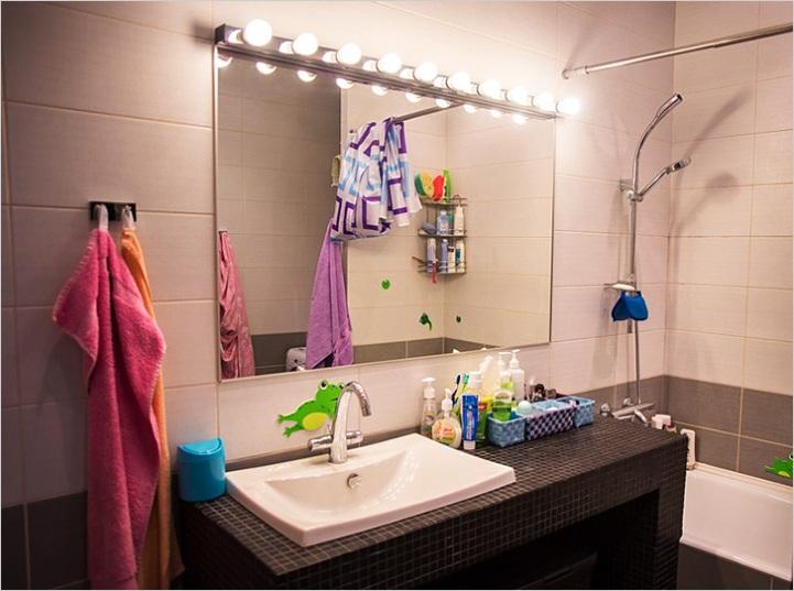 Споты в ванную комнату Смеситель Nice Borgo Vecchio N-1900-15B для раковины