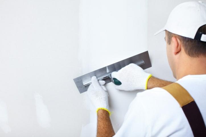 Подготовка стены для нанесения рисунка
