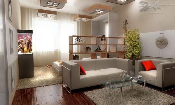 Двухъярусные квартиры дизайн