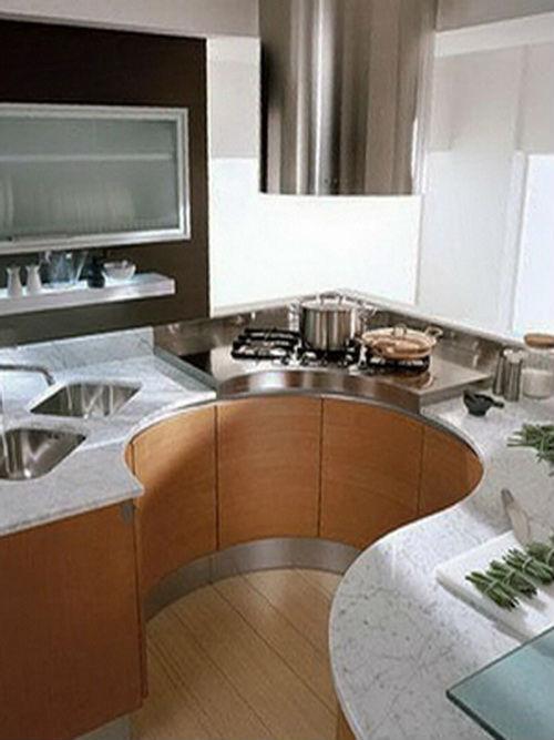 Кухни 3 на 2 дизайн