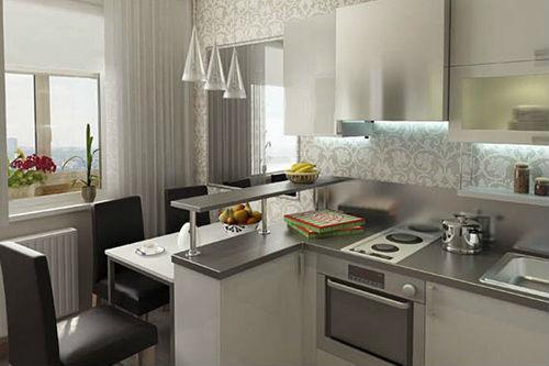 Дизайн просторных квартир