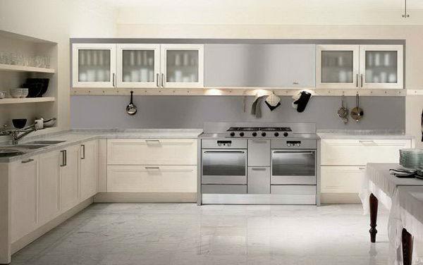 фото кухни неоклассика