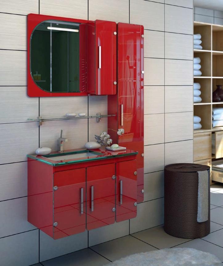 Акриловое покрытие мебели для ванной