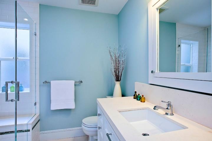 Отделочные материалы для ванных комнат