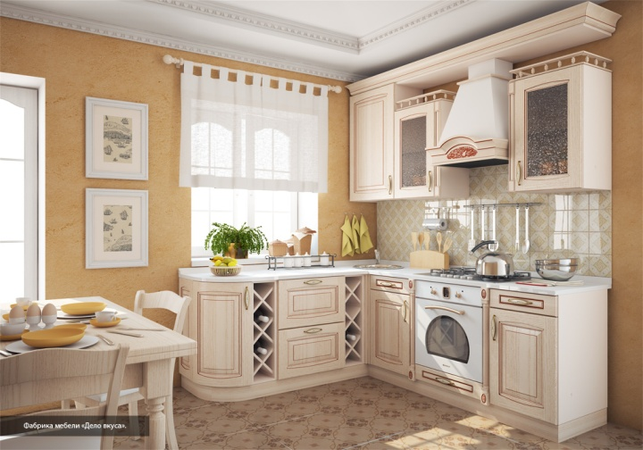 Ремонт маленькой кухни фото 2018 современные идеи