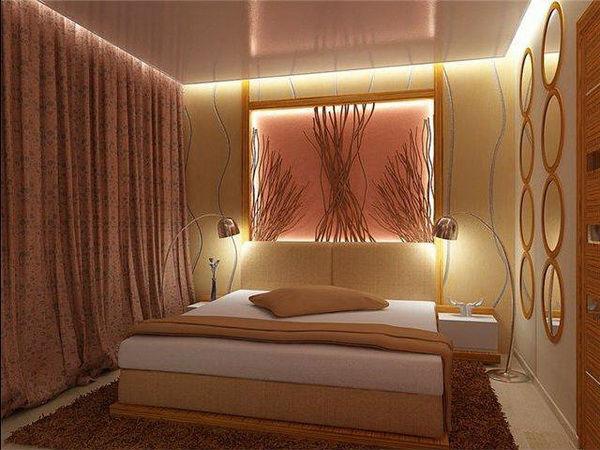 Как сделать светлее маленькую комнату в 49