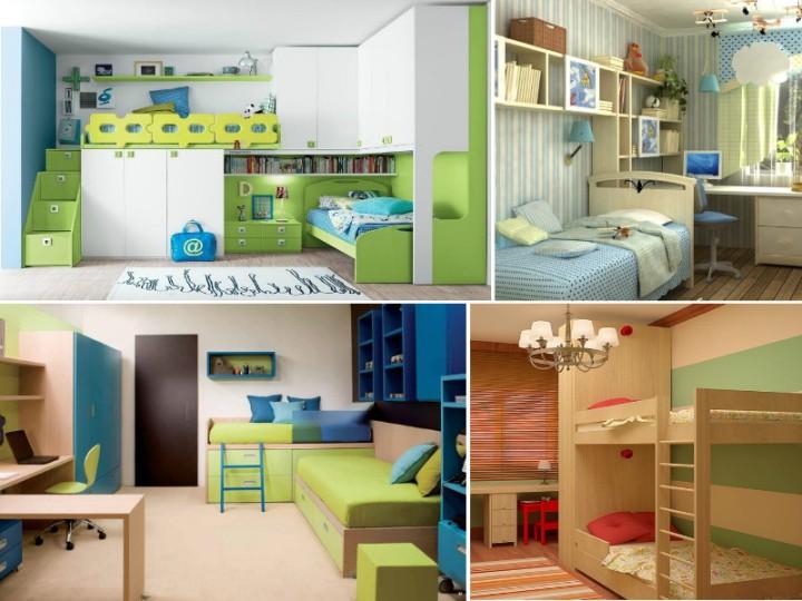Фото детских комнат для двоих