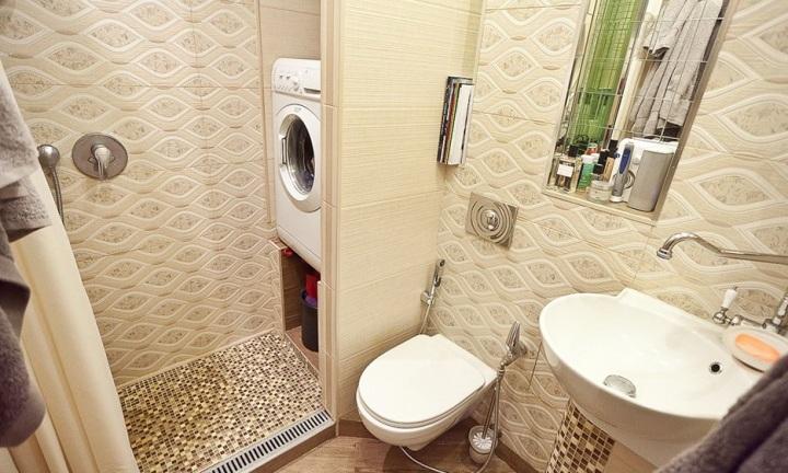 Какой цвет выбрать для маленькой ванной комнаты