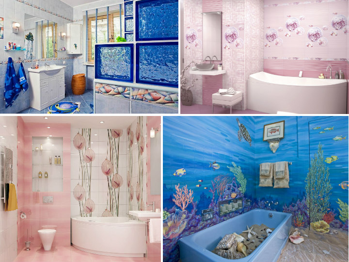 Украшаем ванную комнату, как правильно это сделать самостоятельно, полезные советы. Как и чем украсить ванную комнату. Статья о том, как украсить ванную комнату