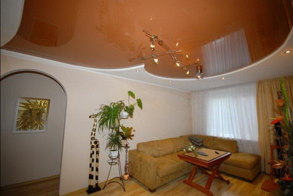Инструкции подвесные потолки для зала трехкомнатную квартиру