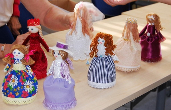 Конкурсы куклы своими руками