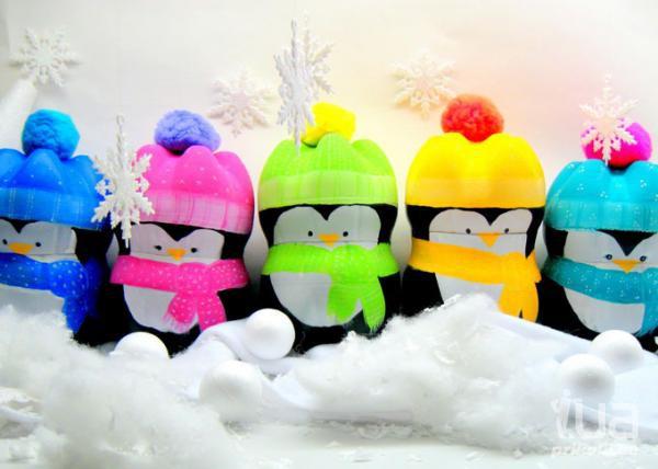 Фигуры из снега своими руками для школы фото