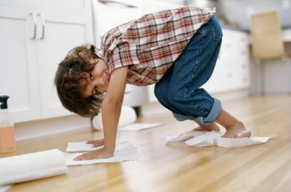 Как ухаживать за ламинатом – чем и как выполнять уборку